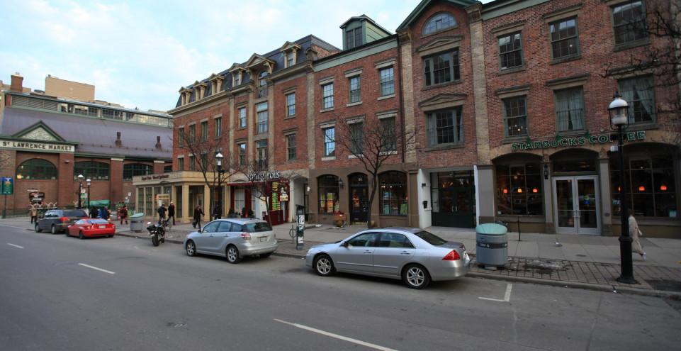 Spotlight On The St Lawrence Market Lofts
