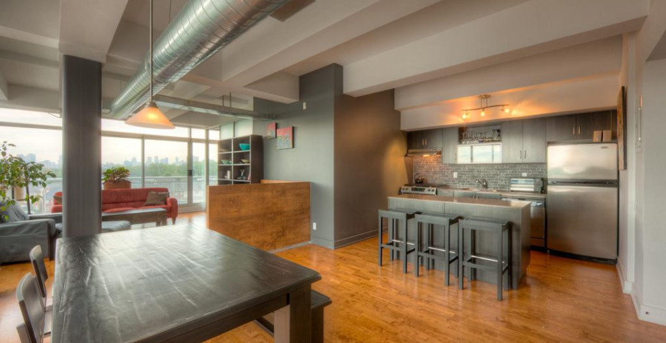 Toronto Loft Neighbourhood Spotlight: Leslieville