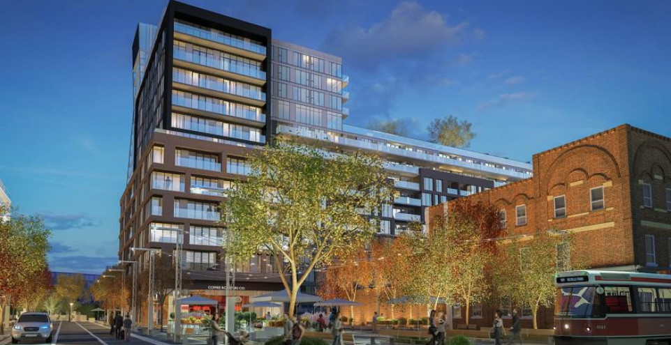 Streetcar Developments' New Leslieville Lofts Bring Welcomed Mid-Rise Density